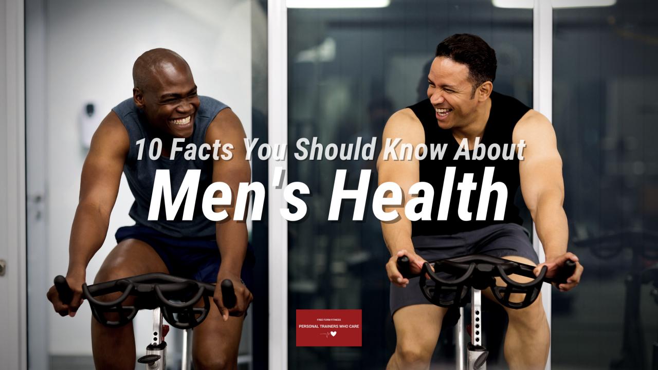 Blog Banner - Men's Health