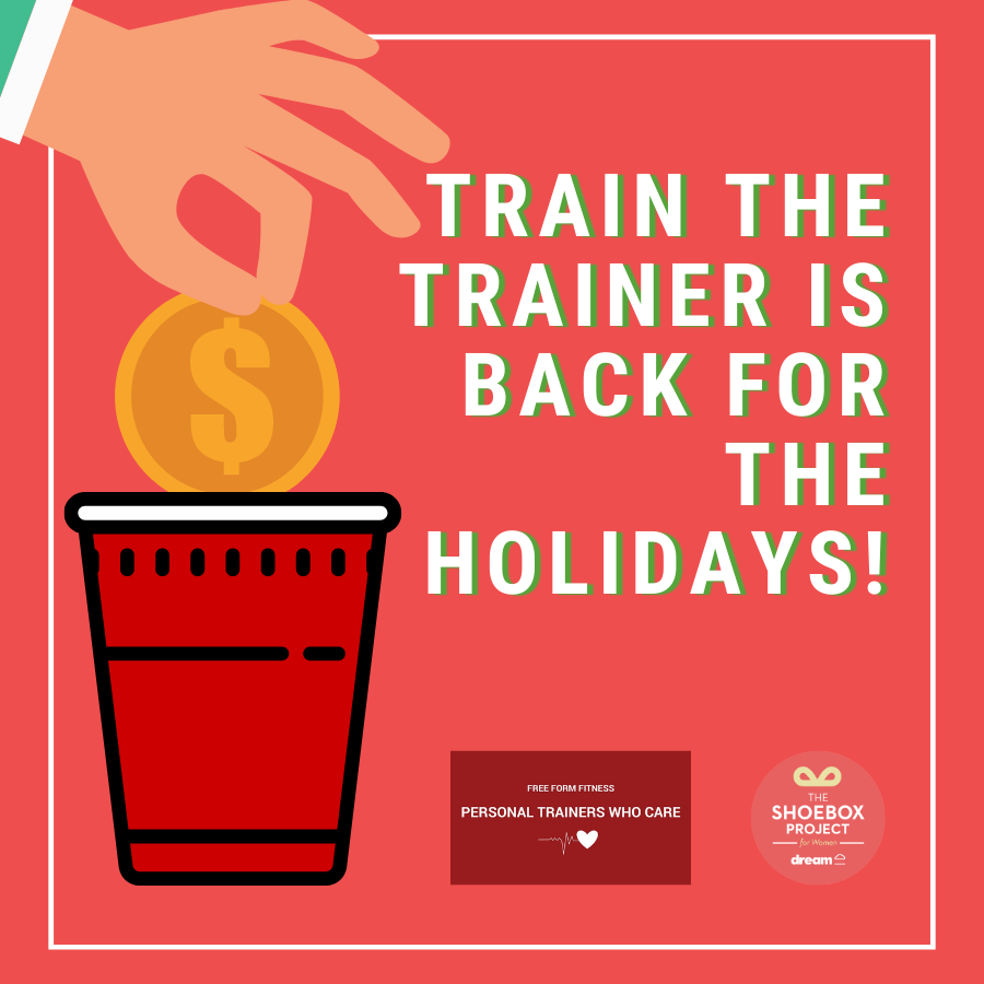 2020 Holiday Fundraiser - Train the Trainer