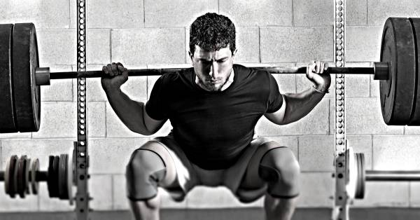 Squat/Pull/Press: A 4-Week Strength Challenge