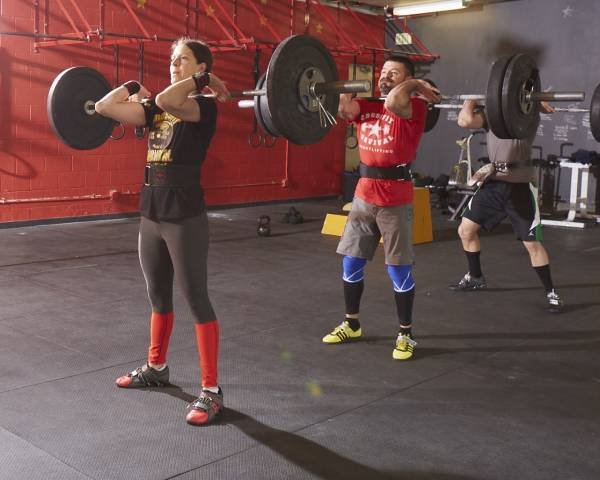 olympic weightlifting, masters athletes, mature athletes, weightlifting program